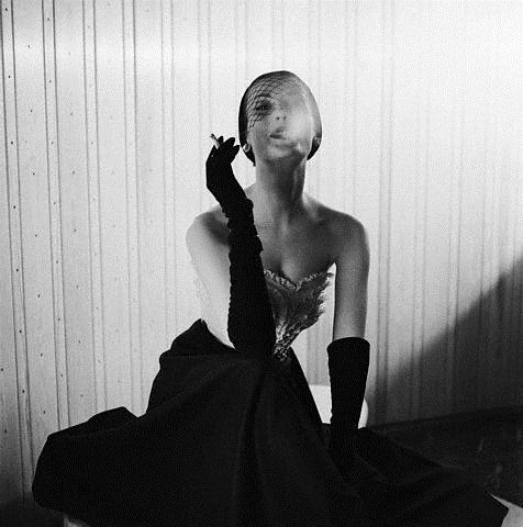 Harper's Bazaar photo by Genevieve Naylor