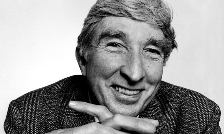 John Updike in 1986