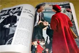 Mademoiselle college issue, 1953