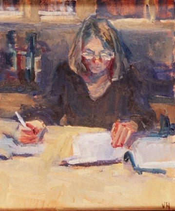 woman-writing-oil-on-linen-by-valerie-hardy1.jpg