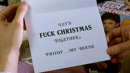 Let's fuck Christmas together friday my house
